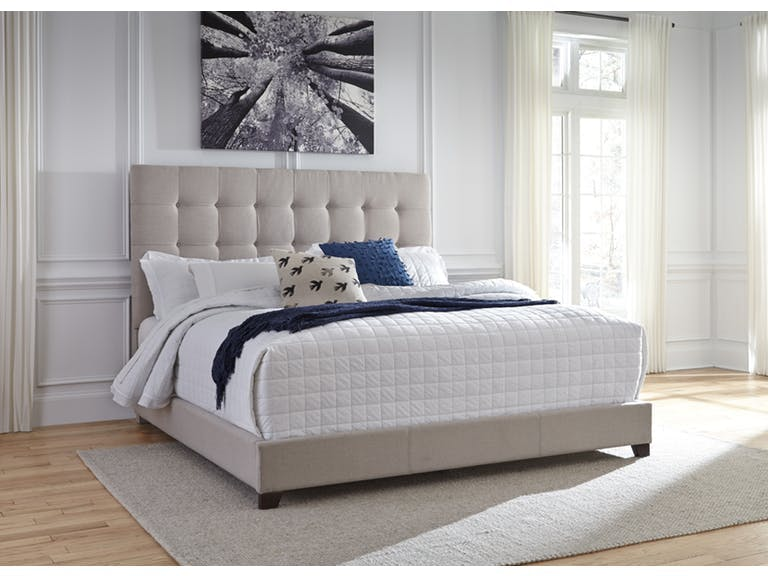 Ashley Dolante King Upholstered Bed B130-582 - Portland, OR | Key