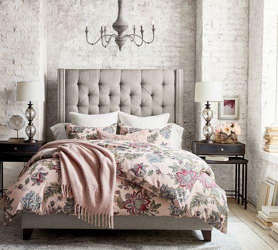 Upholstered Beds Increase Your Comfort in   Your Bedroom