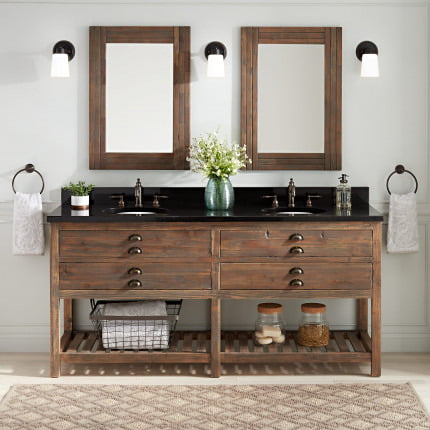 Bathroom Vanities and Vanity Cabinets | Signature Hardware