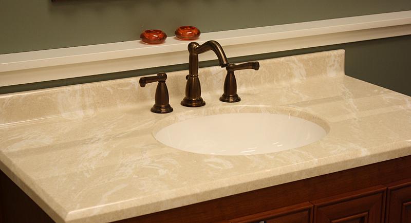 Standard Vanity Tops Taylor: Tere-Stone®