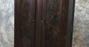 Vintage Wooden Wardrobe Armoire Storage Closet Cabinet Bedroom | Etsy