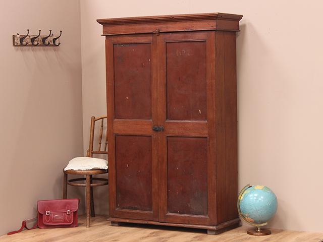 Vintage Wardrobe | Vintage cabinet | Scaramanga