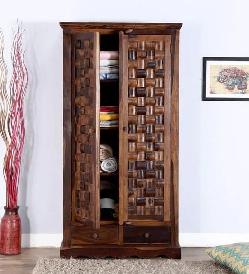Vintage Wardrobe u2013 WellBless Furniture