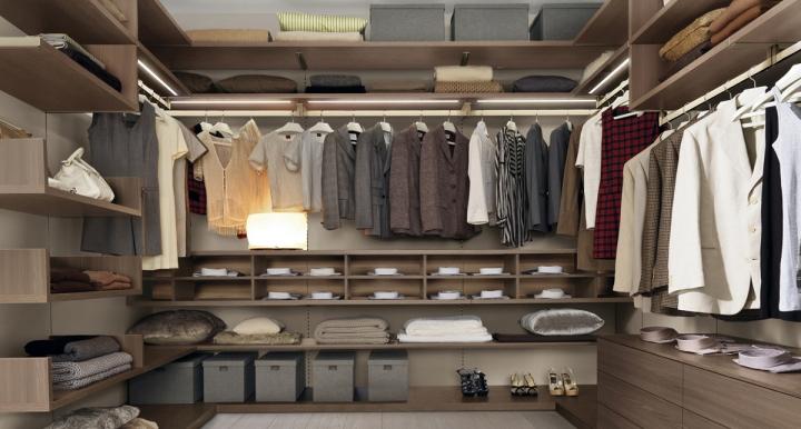 Walk-in closet Picà | Zalf