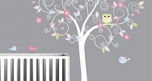 Amazon.com: Tree Wall Decal-Nursery Wall Decals-Nursery Wall Art