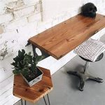 Wall Mounted Table – A Feasible Option