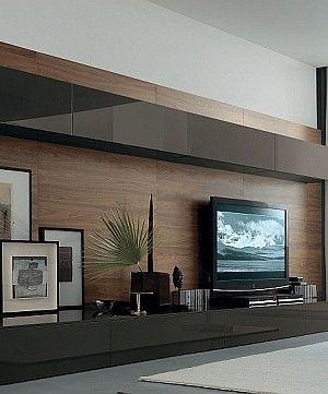 Living Room Wall Unit System Designs | Plasma | Living Room, Living