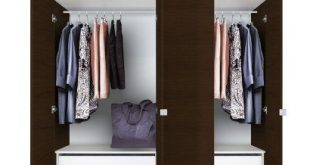 Alta Tall Wardrobe Closet Package - 6 Drawer Wardrobe | Contempo Space