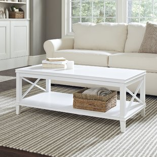 White Coffee Table Sets You'll Love | Wayfair