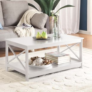White Coffee Table You will Love for Your   Living Room