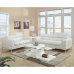 White Living Room Furniture – A Classy   Option