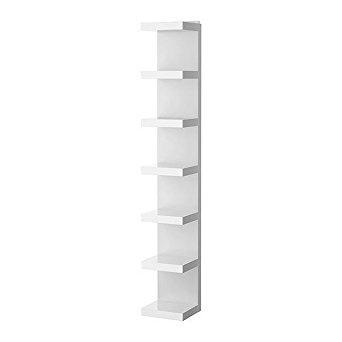 Amazon.com: IKEA 602.821.86 New Lack Wall Shelf Unit White