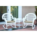 White Wicker Furniture – A Graceful   Choice