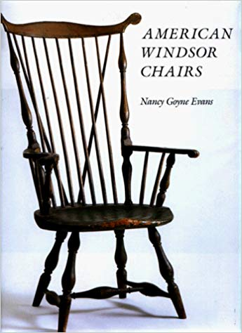 American Windsor Chairs: Nancy Goyne Evans: 9781555951122: Amazon