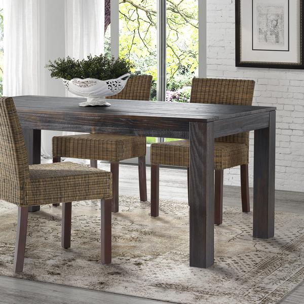 Montauk Solid Wood Dining Table u2013 Grain Wood Furniture