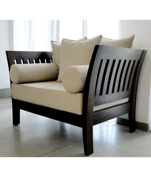 wooden sofa set - Google Search | Sofa ideas | Pinterest | Wooden