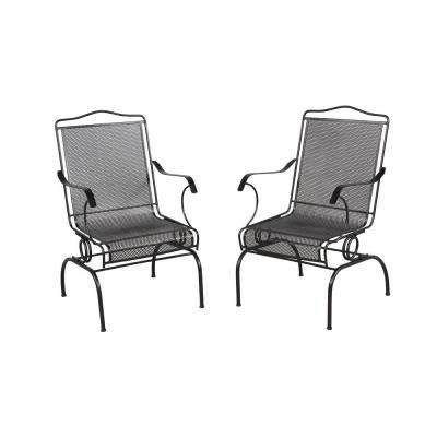 Wrought Iron - Patio Chairs - Patio Furniture - The Home Depot