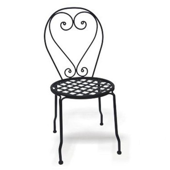 Wrought Iron Chairs Add Great Aesthetic   Appeal to Your Home
