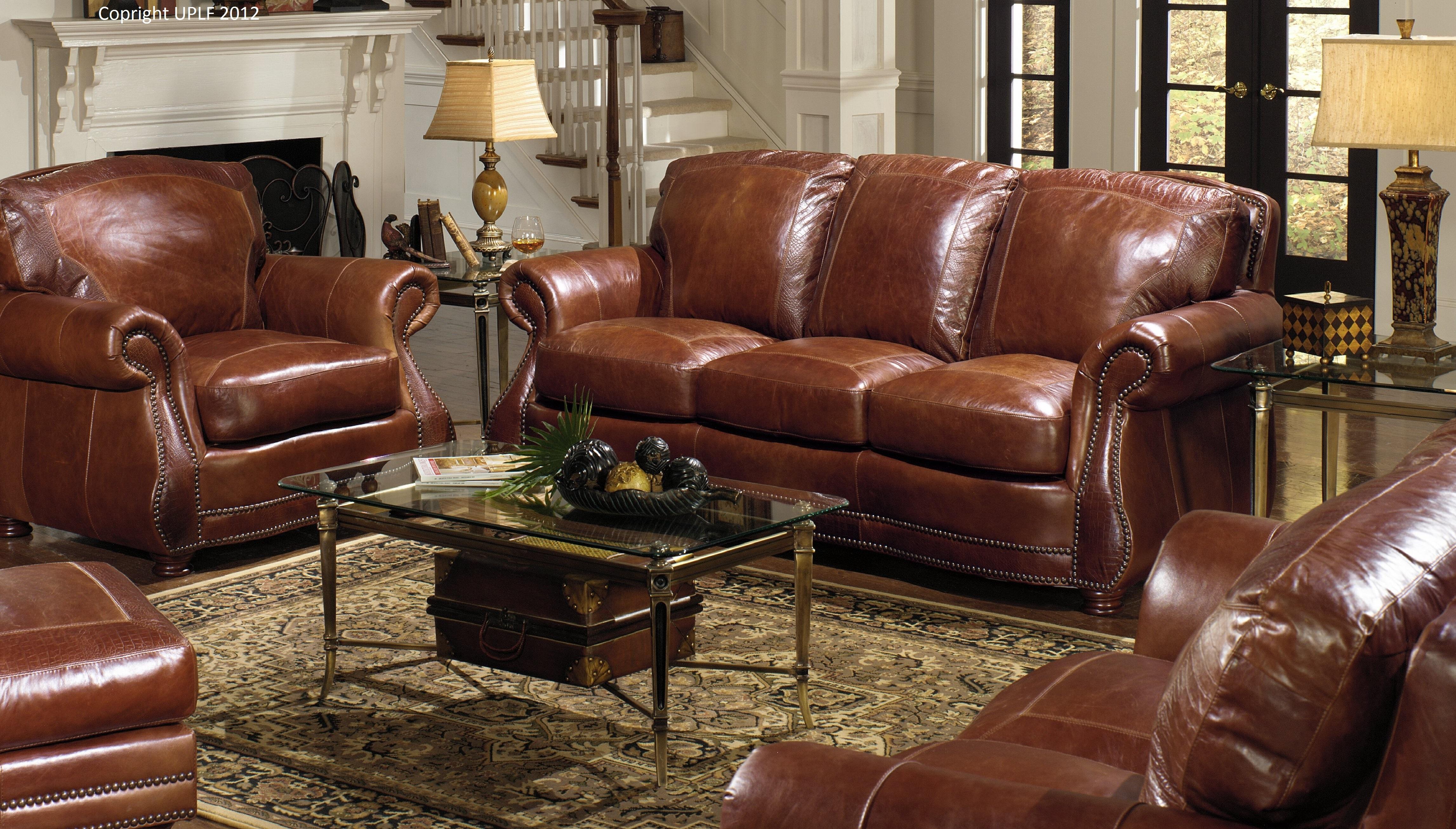 « usa premium leather furniture FXIVIAN
