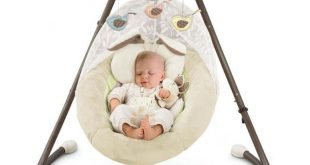 #1 baby swings example of a baby swing DTBSFHG