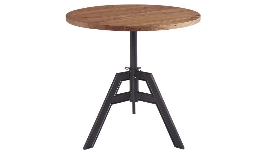 ... alias adjustable bistro table ... WQKXDNF