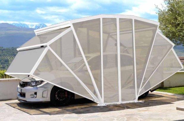 ... check out the gazebox portable garage ... IBUSRHM