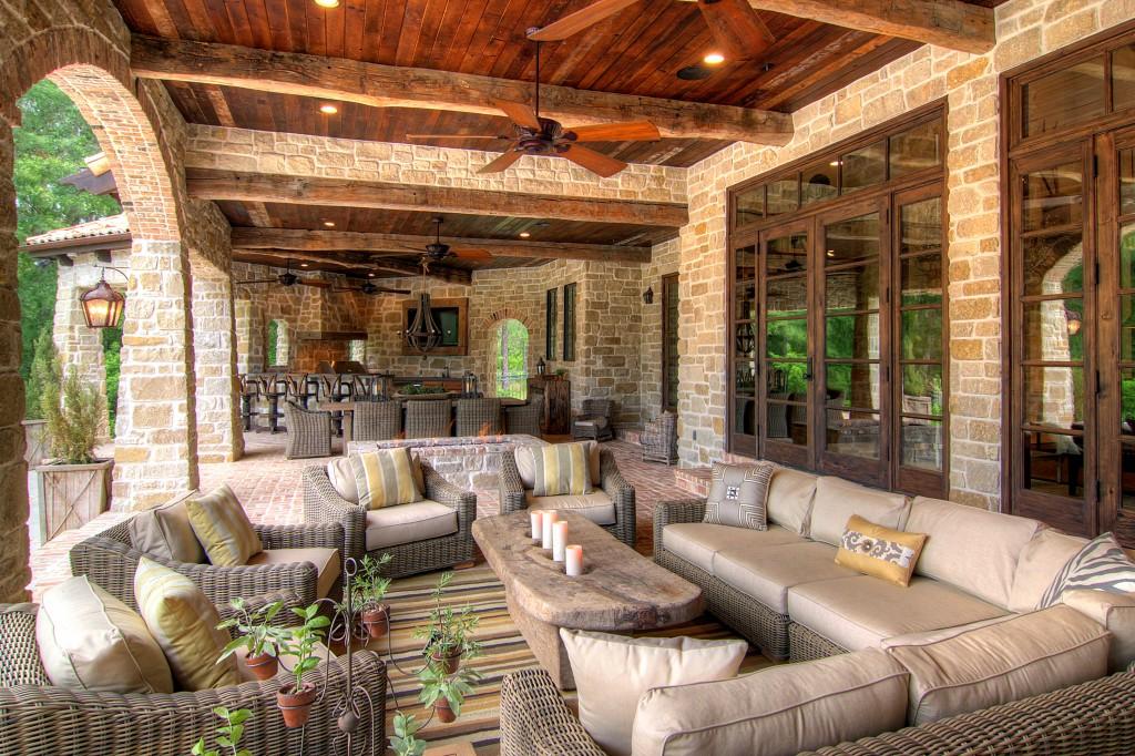 ... exquisite outdoor living areas tittle ... ITXPOVU
