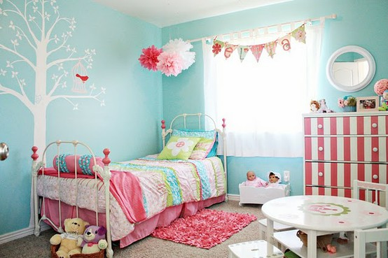 ... gorgeous girls bedroom decor ideas decorating ideas for girls bedroom  ... FGLRRBI