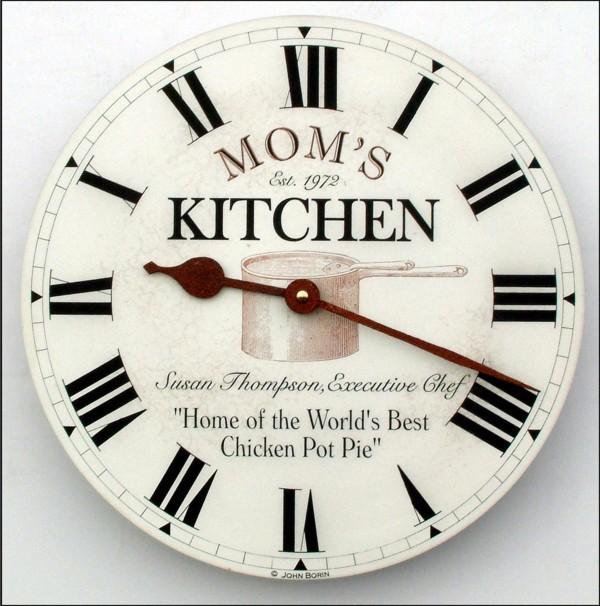 ... kitchen clocks designs that stimulate the appetite ... NRVBKGJ