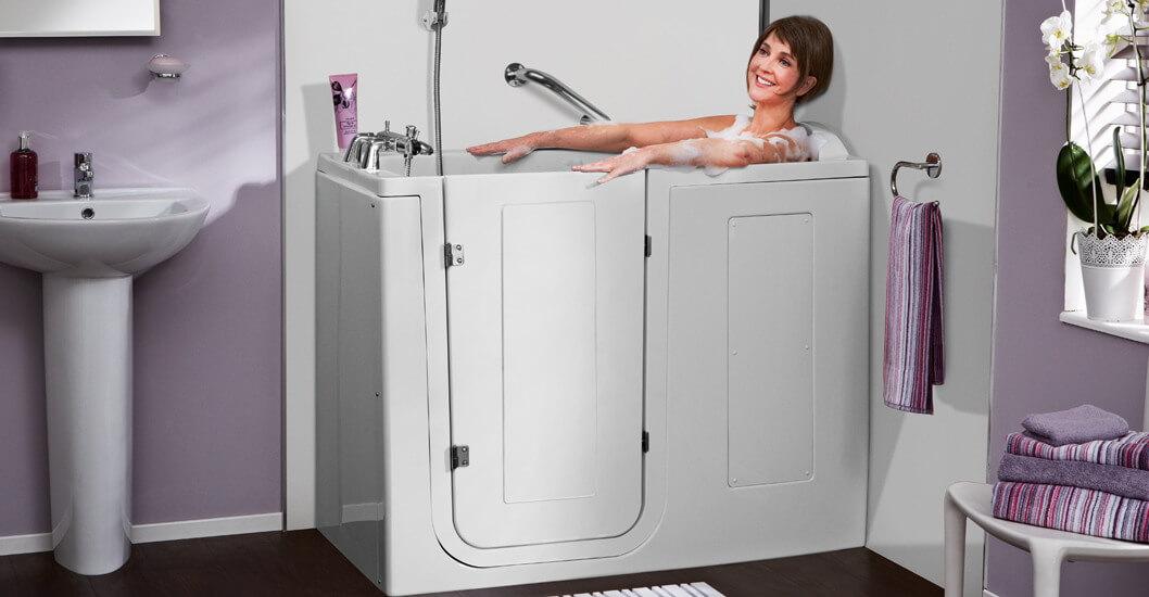 ... new way to bath by walk in baths ... KCZHTFL