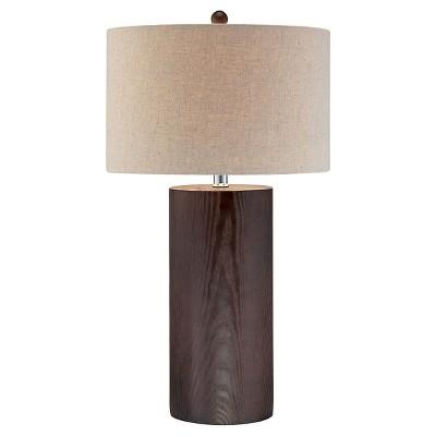 ... wood table lamps ... WYLNWUQ