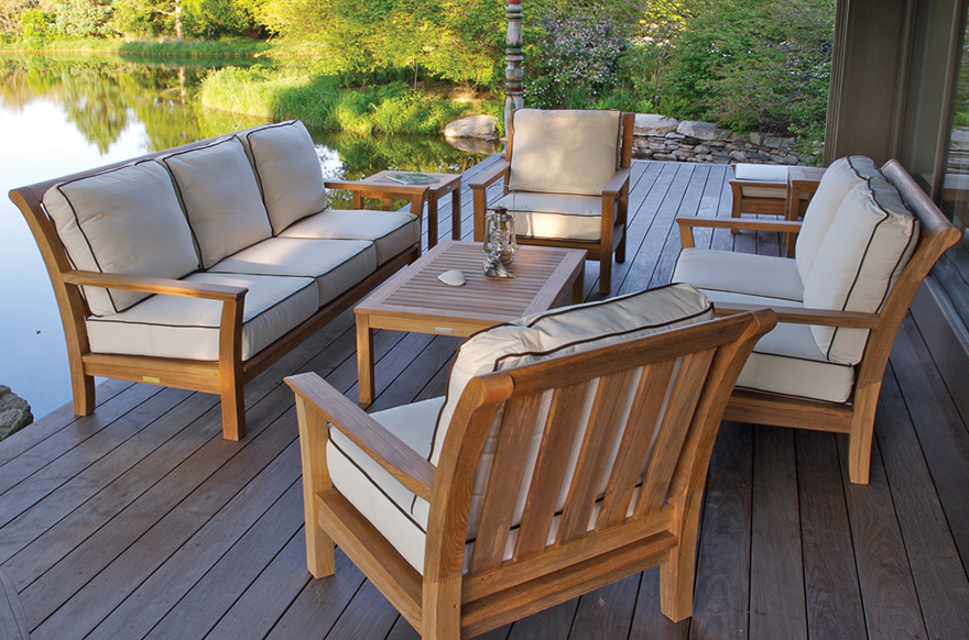 04 oct caring for your outdoor teak furniture SCWNCDZ