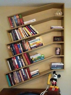 131 best cool bookshelves images on pinterest | book shelves, beautiful and CPOWEKF