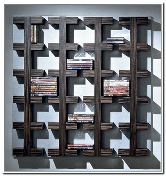 14 awesome wall mounted dvd storage units digital photo ideas RMTLYOT