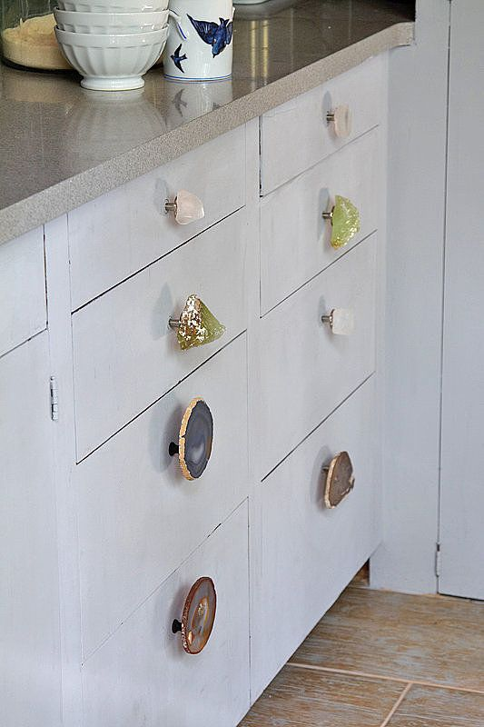 17 easy spring switch-ups to revamp your place. dresser knobs ... WHVOAIR