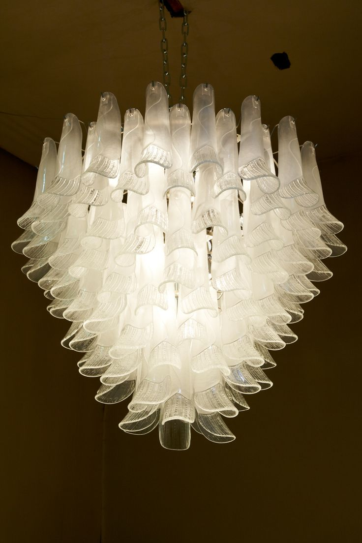 1960s murano glass chandelier image 5 ZJSKIZU