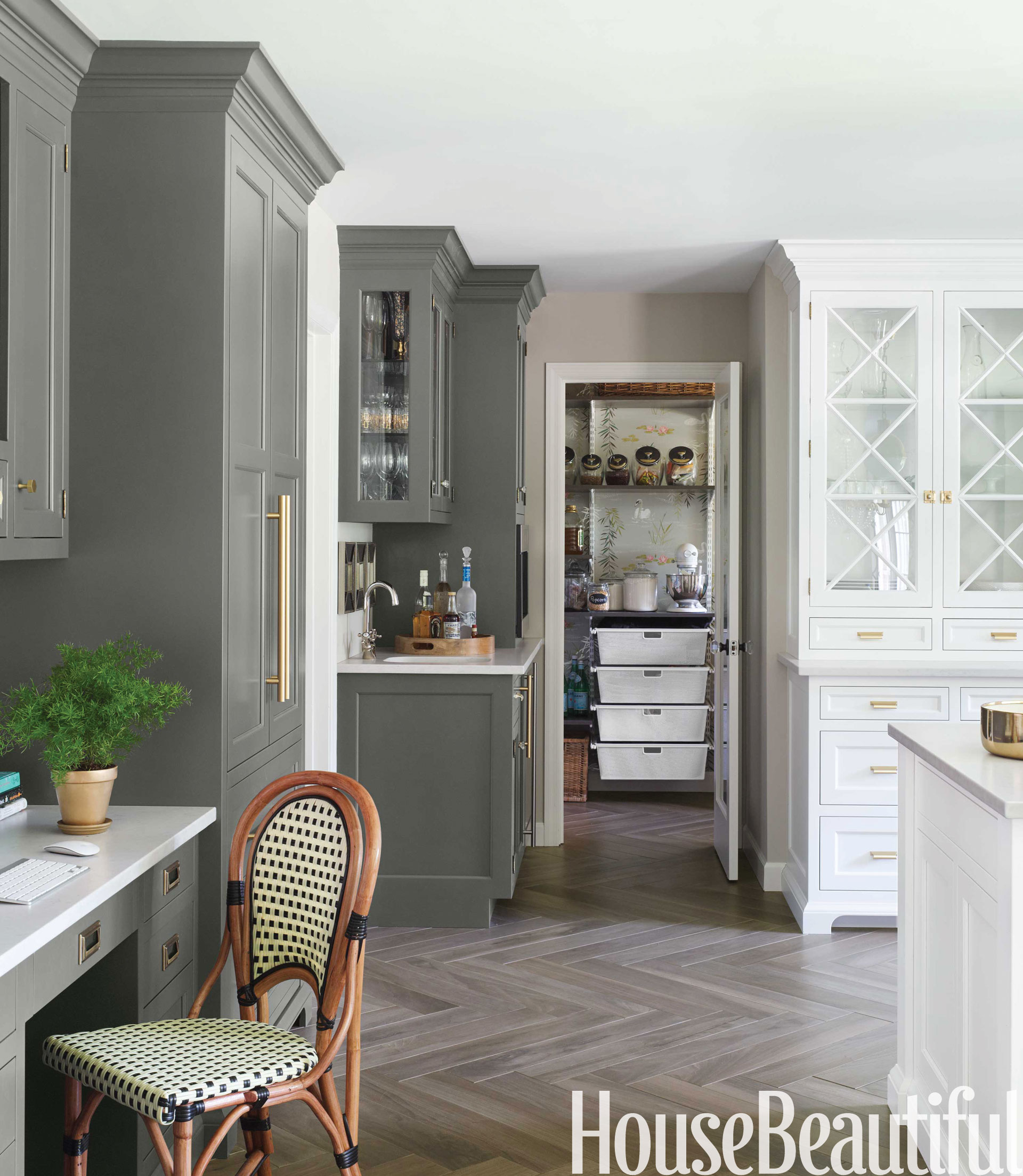 25+ best kitchen paint colors - ideas for popular kitchen colors RFFIFJO