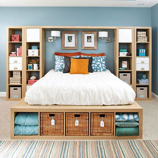 25 creative ideas for master bedroom storage BVMWGTV