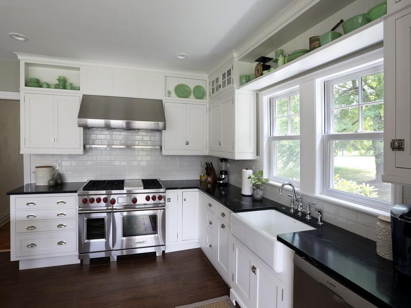 25 stunning kitchen color schemes-4 YOTELMB