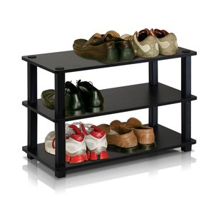 3-tier shoe rack YEPQGSP