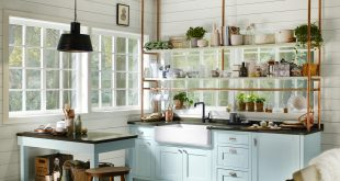 30 best small kitchen design ideas - decorating solutions for small kitchens CWDIAYH