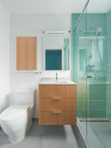 30 of the best small and functional bathroom design ideas WFXZRWP