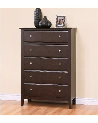5 drawer dresser abbyson marsala espresso wood 5 drawer chest (5-drawer dresser), brown XUSAUFO