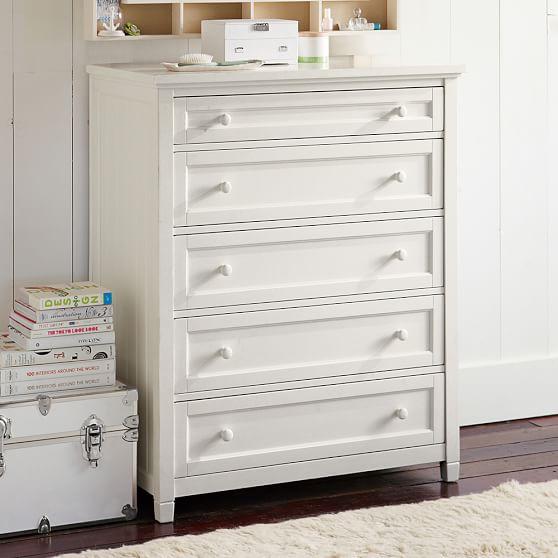 5 drawer dresser beadboard 5-drawer dresser BPUZIKO