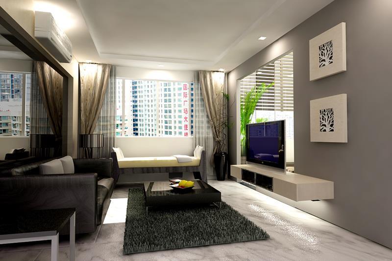 74 small living room design ideas QDPEUYJ