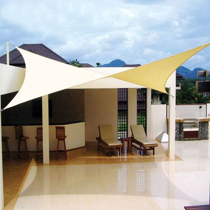 9.8u0027x13u0027 rectangle sun shade sail uv top cover outdoor canopy YGGNOKS