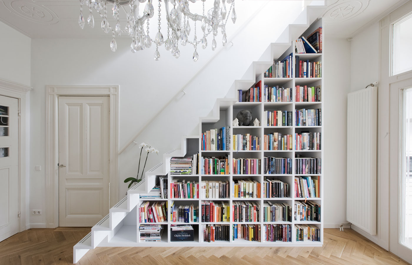 Creative Book Storage For Your Room