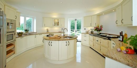 a fitted kitchen gives freedom of choice and allows you to utilise the DEHDJPH
