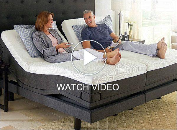 adjustable mattress reverie 8q adjustable bed VLHFRLJ