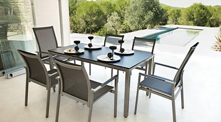 aluminum patio furniture gloster aluminum outdoor patio furniture BVCXIAD